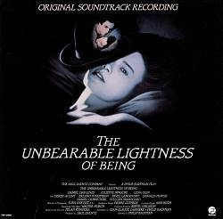 Unbearable Lightness of Being, Film Score | Dodax.ch
