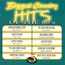 Biggest Country Hits of the 90s, Vol. 3   Dodax.nl