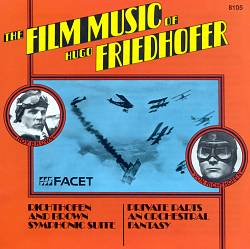 Film Music of Hugo Friedhofer | Dodax.ca