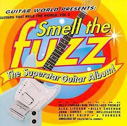 Guitars That Rule the World, Vol. 2: Smell the Fuzz: The Superstar Guitar Album   Dodax.at