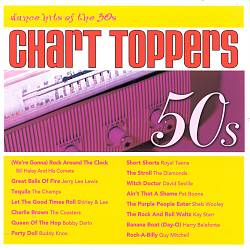 Chart Toppers: Dance Hits of the 50s   Dodax.at