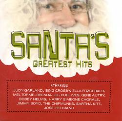 Santa's Greatest Hits [Hip-O] | Dodax.it