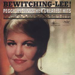 Bewitching-Lee! Peggy Lee Sings Her Greatest Hits | Dodax.pl