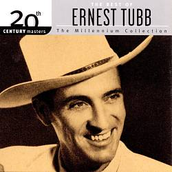 20th Century Masters-The Millennium Collection: The Best of Ernest Tubb | Dodax.fr