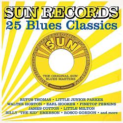 Sun Records: 25 Blues Classics | Dodax.nl