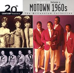 20th Century Masters - The Millennium Collection: Motown 1960s, Vol. 2 | Dodax.pl