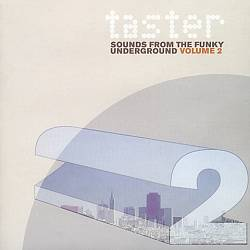Taster: Sounds from the Funky Underground, Vol. 2 | Dodax.co.uk