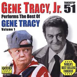 Performs the Best of Gene Tracy Vol. 1 | Dodax.co.uk
