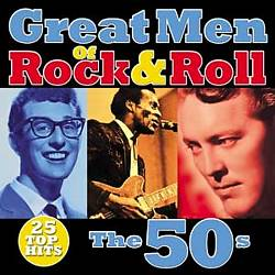 Great Men of Rock & Roll: The 50s | Dodax.fr