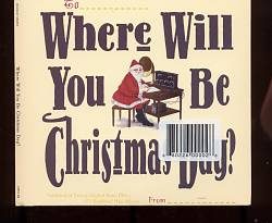 WHERE WILL YOU BE CHRISTMAS DA | Dodax.at