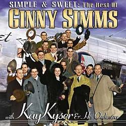 Simple and Sweet: The Best of Ginny Simms | Dodax.fr
