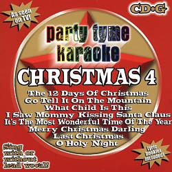 Party Tyme Karaoke: Christmas, Vol. 4 | Dodax.at