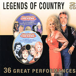 Legends of Country: 36 Great Performances | Dodax.ch