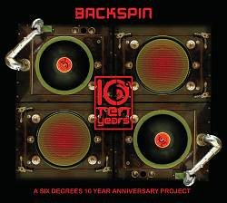 Backspin: A Six Degrees 10 Year Anniversary Project | Dodax.it