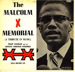 Malcolm X Memorial (A Tribute in Music) | Dodax.at