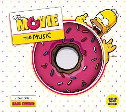 Simpsons Movie: The Music [Original Soundtrack] | Dodax.fr