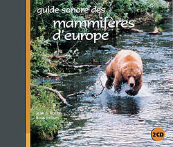 Sounds of Nature: Sound Guide to Europe's Mammals | Dodax.it