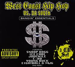 West Coast Hip Hop vs. Da South | Dodax.de