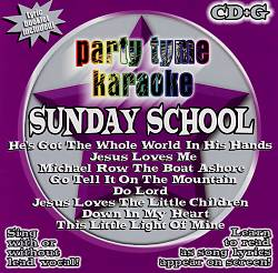 Party Tyme Karaoke: Sunday School | Dodax.es