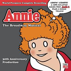 Annie: 30th Anniversary Production | Dodax.com