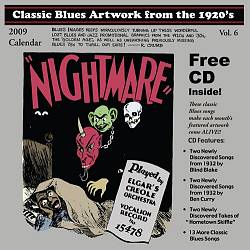 Classic Blues Songs from the 1920's, Vol. 6: Nightmare | Dodax.ch