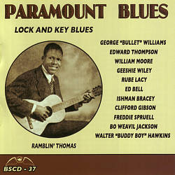Paramount Blues: Lock and Key Blues | Dodax.fr