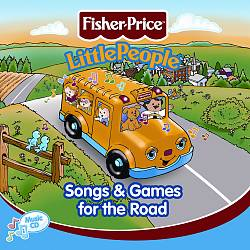 Little People: Songs and Games for the Road | Dodax.de