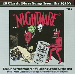 Classic Blues Songs from the 1920's, Vol. 6: Nightmare | Dodax.nl