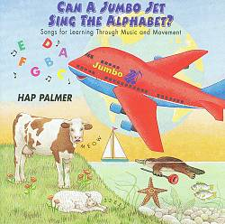 Can a Jumbo Jet Sing the Alphabet?: Songs for Learning Through Music and Movement   Dodax.at