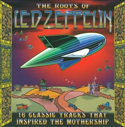Roots of Led Zeppelin | Dodax.nl