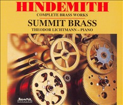 Hindemith: Complete Brass Works | Dodax.at
