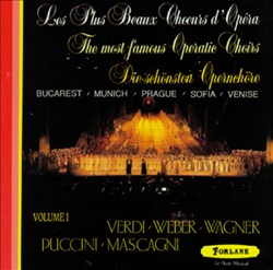 Most Famous Operatic Choirs, Vol. 1 | Dodax.ch