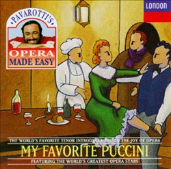 Pavarotti's Opera Made Easy: My Favorite Puccini | Dodax.at