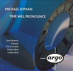 Nyman: Time Will Pronounce | Dodax.com