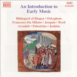 Introduction to Early Music   Dodax.at