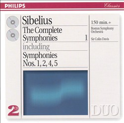 Sibelius The Complete Symphonies | Dodax.at