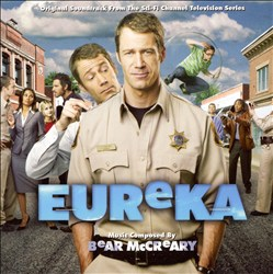 Eureka [Original Soundtrack from the Sci-Fi Channel Television Series]   Dodax.fr