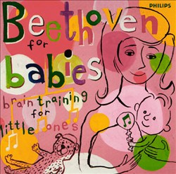 Beethoven for Babies: Brain Training for Little Ones | Dodax.ch