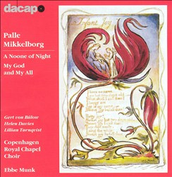 Palle Mikkelborg: A Noone of Night; My God and My All | Dodax.at