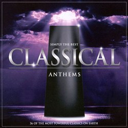 Simply the Best Classical Anthems | Dodax.it