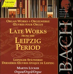 Bach: Late Works from the Leipzig Period | Dodax.ch