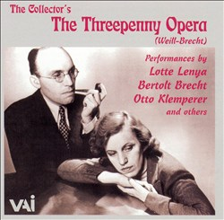 Collector's The Threepenny Opera   Dodax.pl