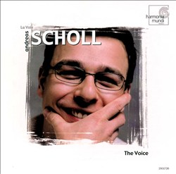 Andreas Scholl: The Voice | Dodax.ch