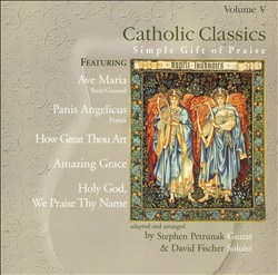 Catholic Classics, vol. V: Simple Gift of Praise | Dodax.ch