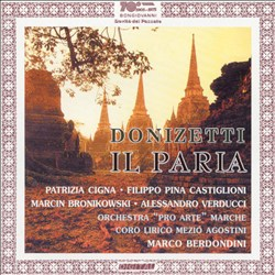 Donizetti: Il Paria | Dodax.at
