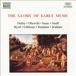 Glory of Early Music | Dodax.pl