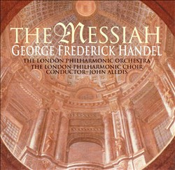 George Frideric Handel: The Messiah | Dodax.de