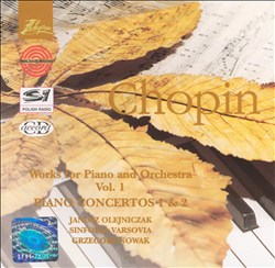 Chopin: Works for Piano & Orchestra, Vol. 1 | Dodax.at