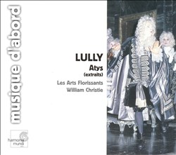Lully: Atys [Excerpts] | Dodax.ch