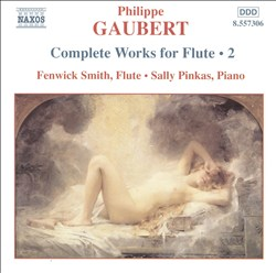 Philippe Gaubert: Complete Works for Flute, Vol. 2 | Dodax.nl